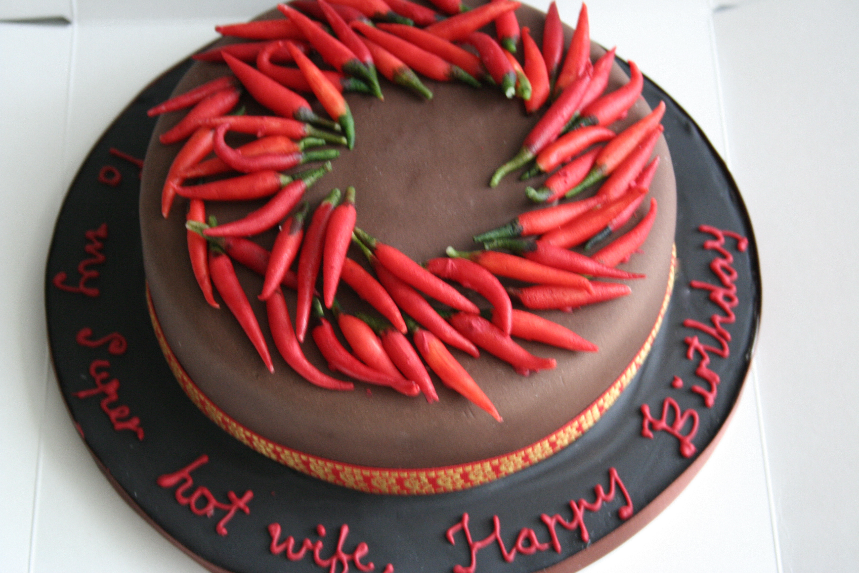 Chilli cake | Cakes, Desserts and more