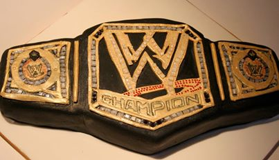 Wwe Belt Cakes Desserts And More