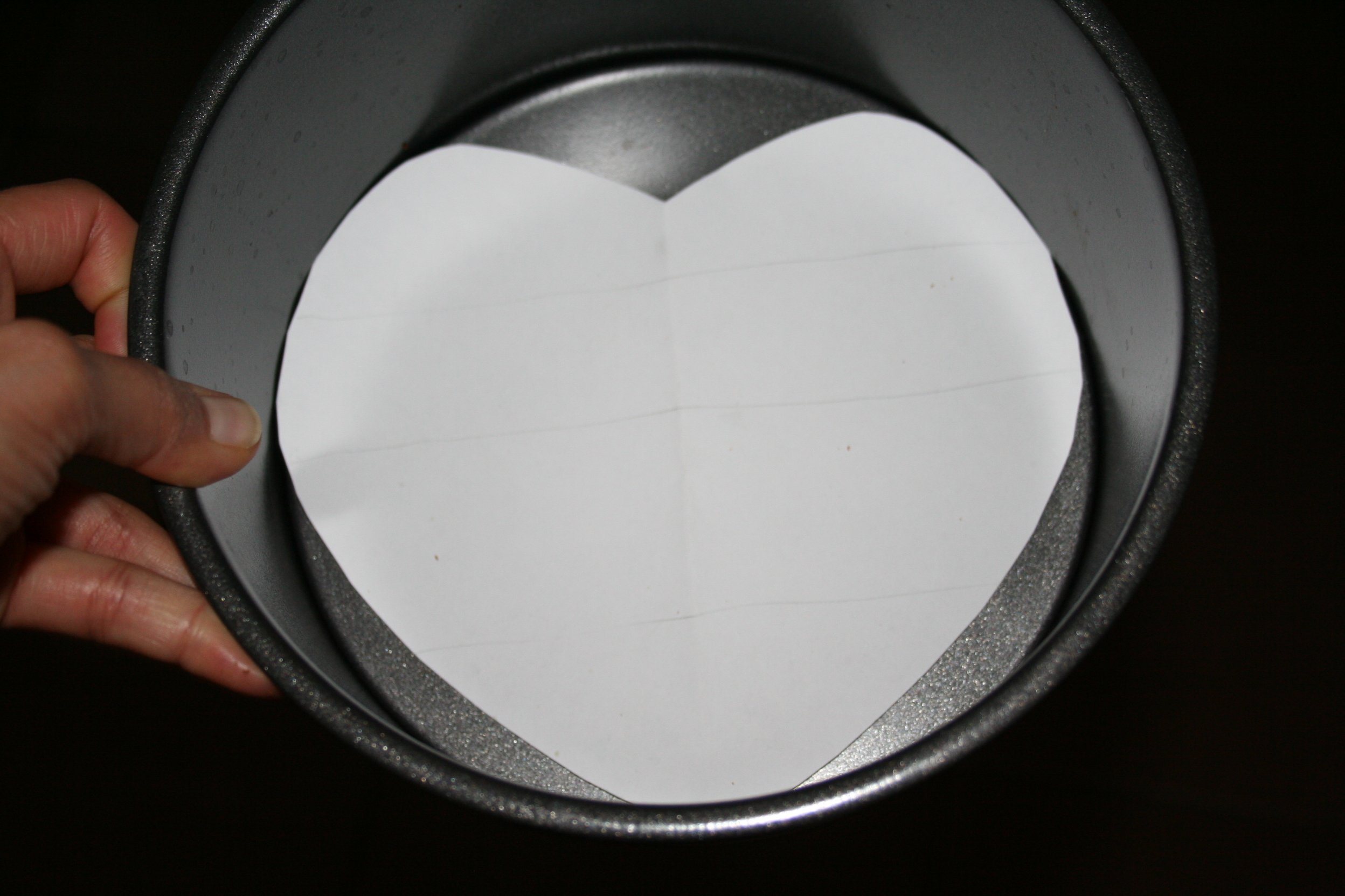 A Heart Shaped Cake Without A Heart Shaped Pan Cakes